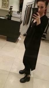 Outfit op werk